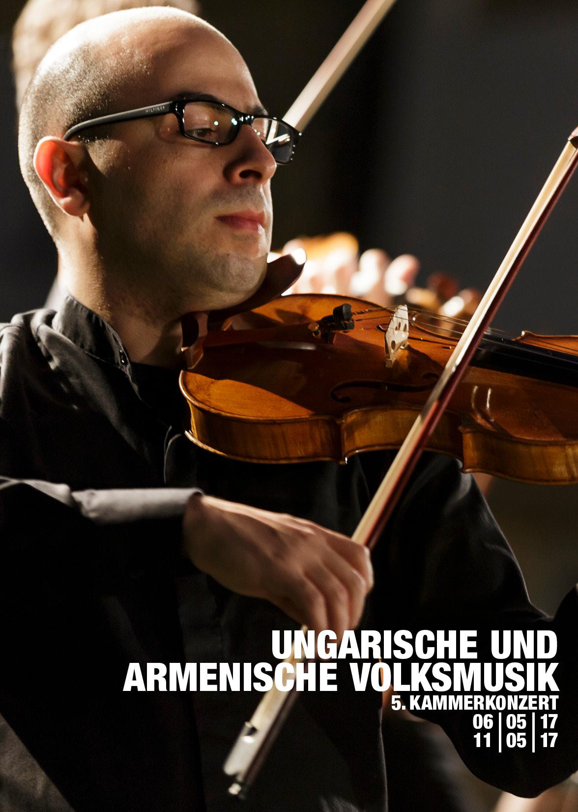 Ungarische und armenische Volksmusik