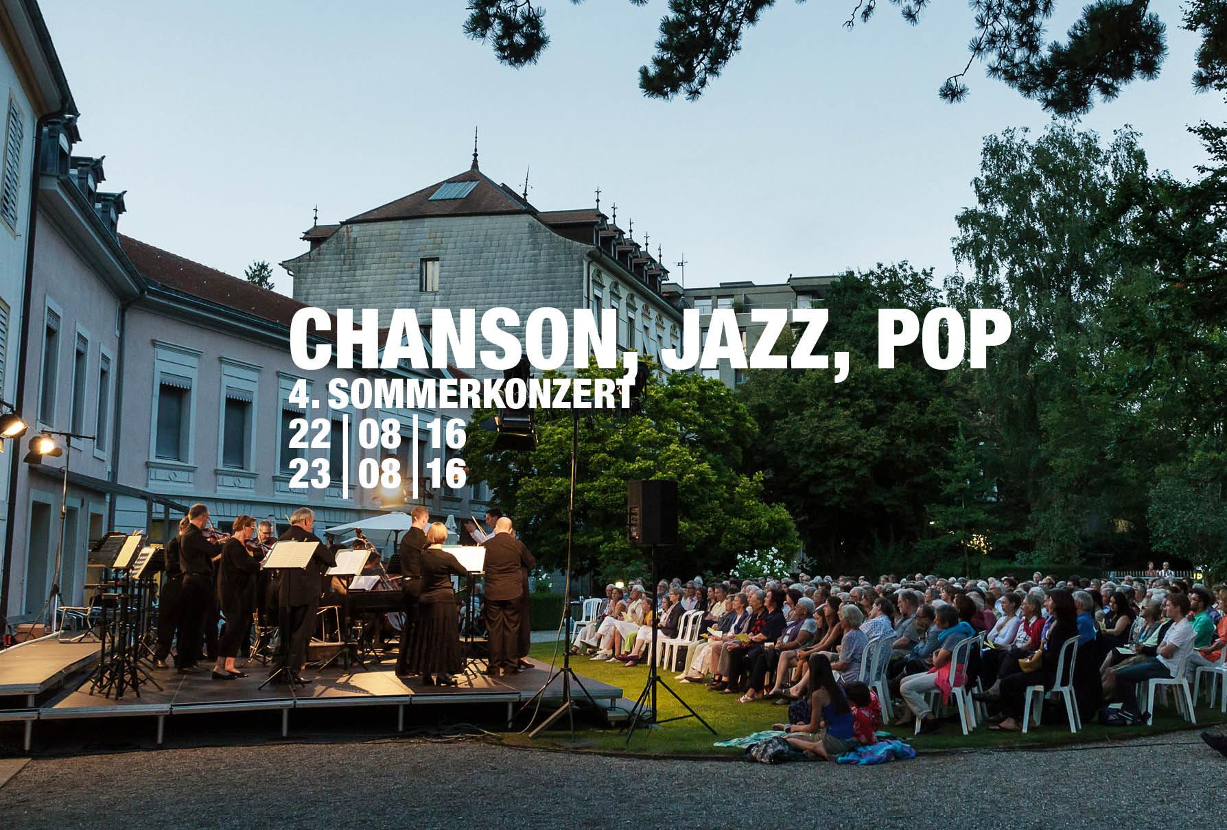Chanson, Jazz, Pop