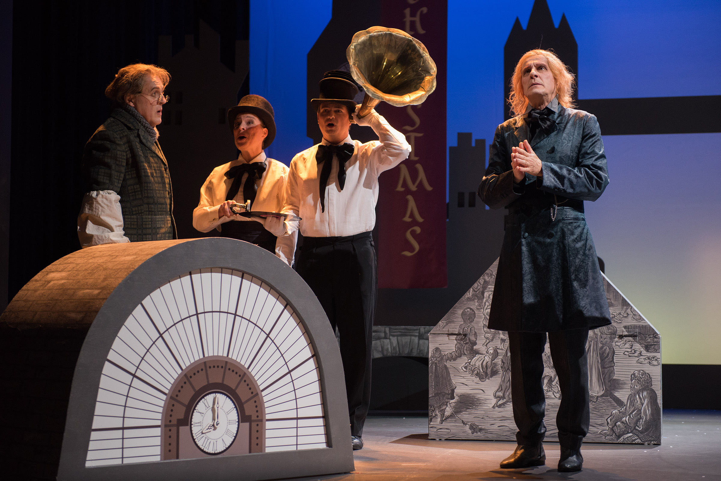A Christmas Carol – TOBS Theater Orchester Biel Solothurn