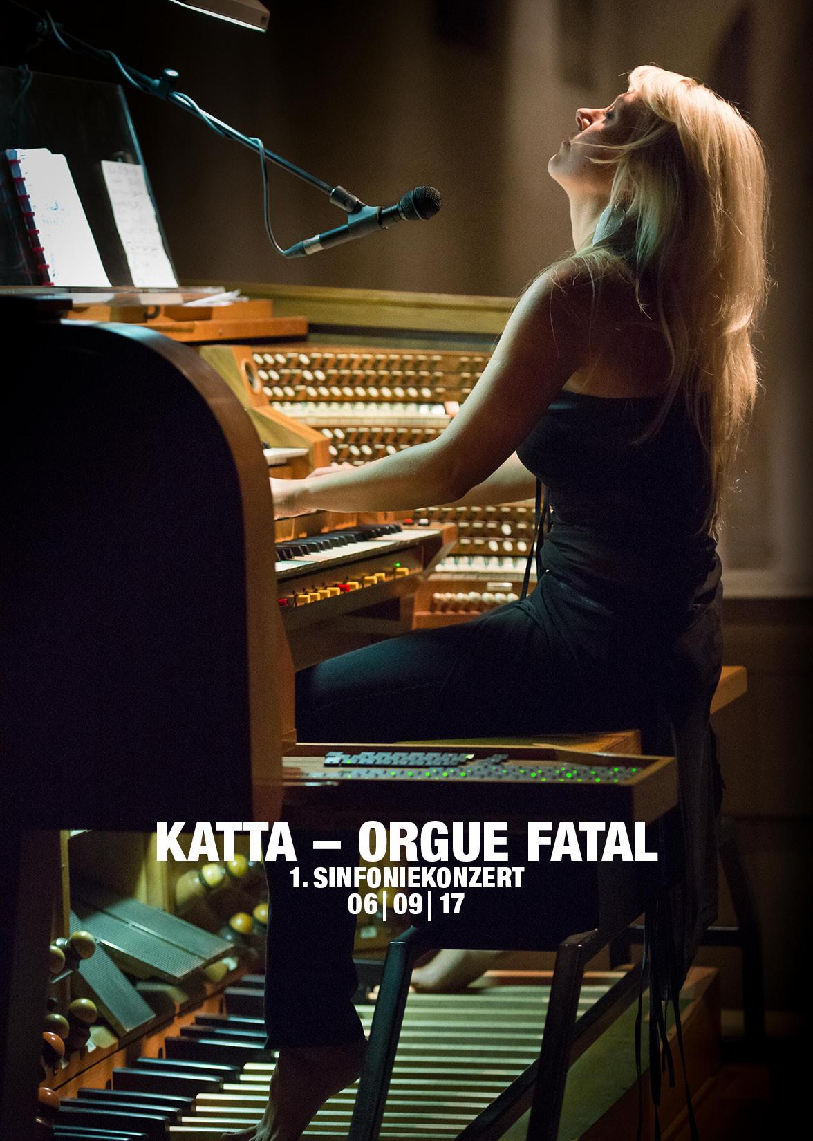Katta - Orgue fatal