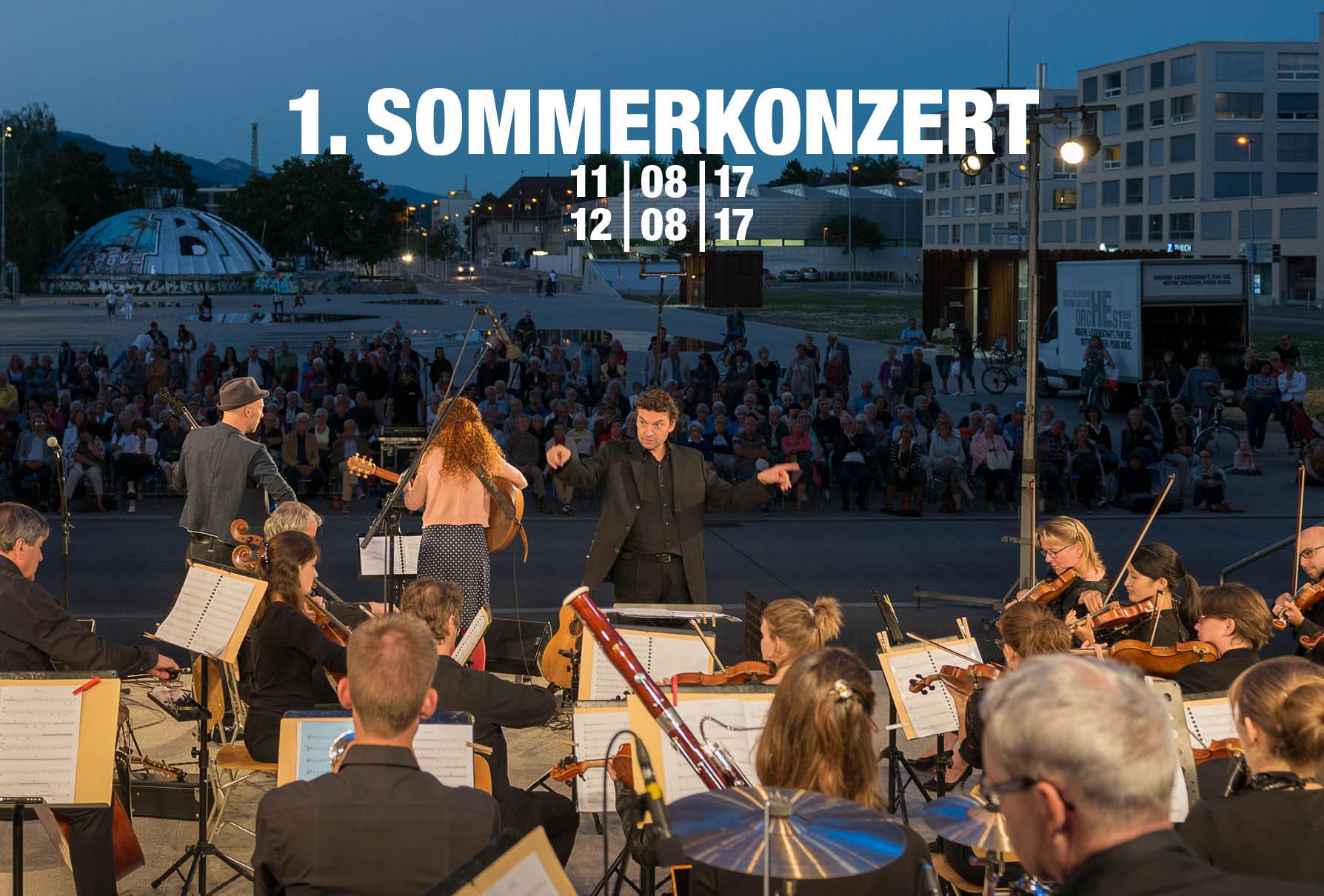 1. Sommerkonzert