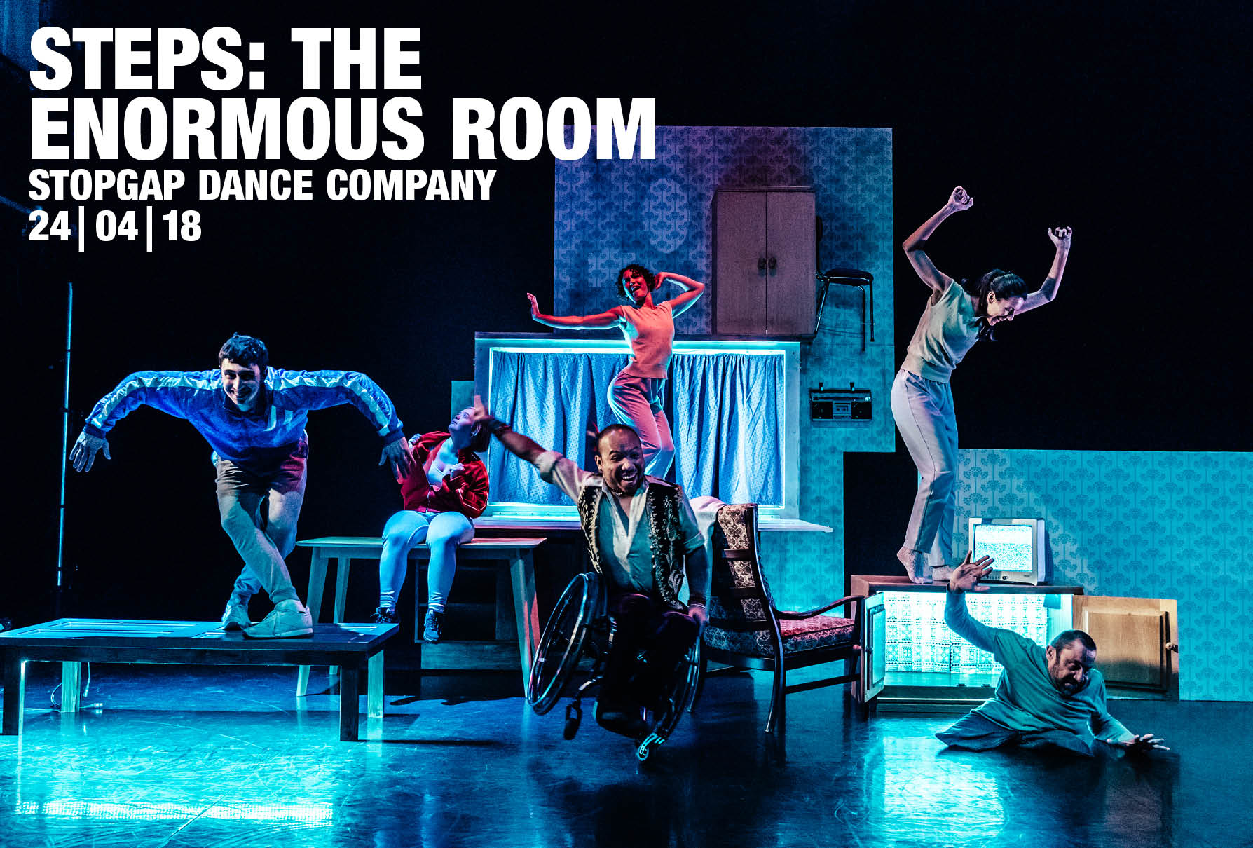 STEPS: The enormous room