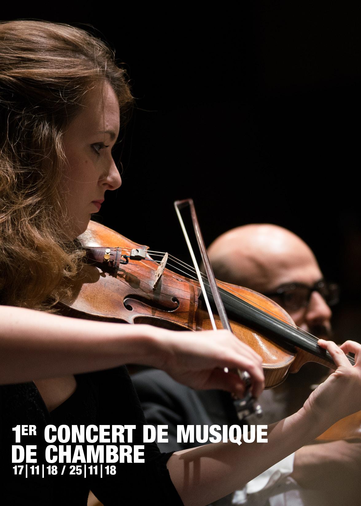 1. Kammermusikkonzert
