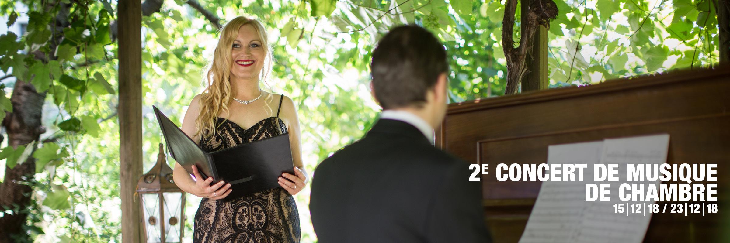 2. Kammermusikkonzert
