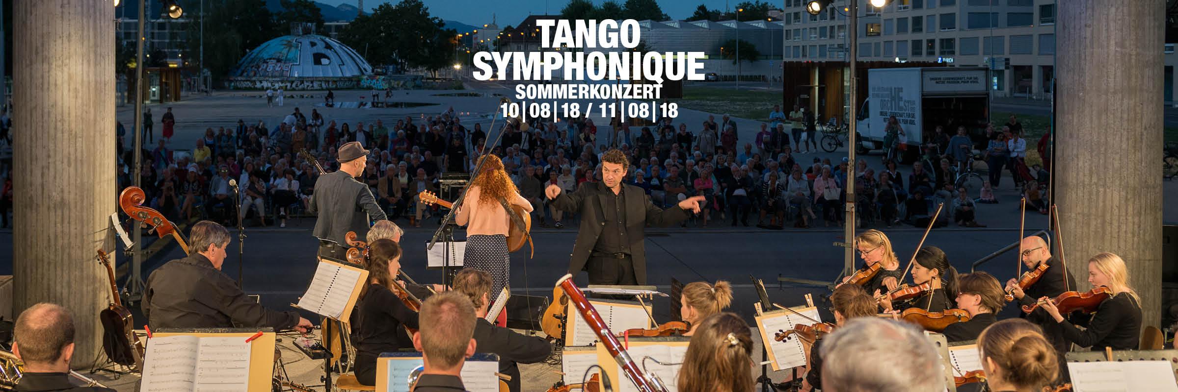 Tango Symphonique