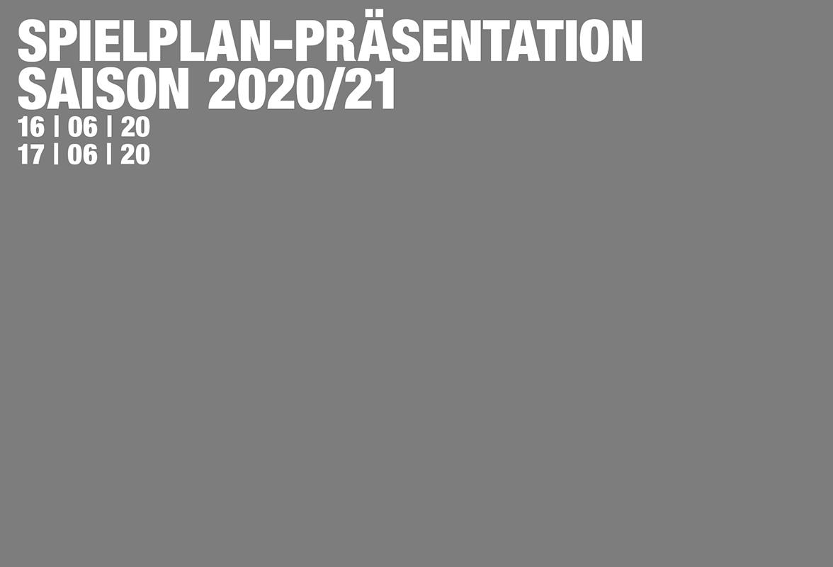 Spielplanpräsentation 2020/21