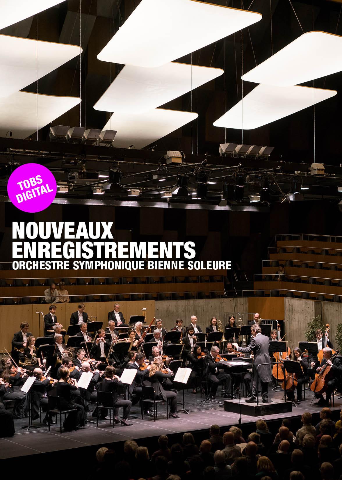 Neue Aufnahmen des Sinfonie Orchester Biel Solothurn