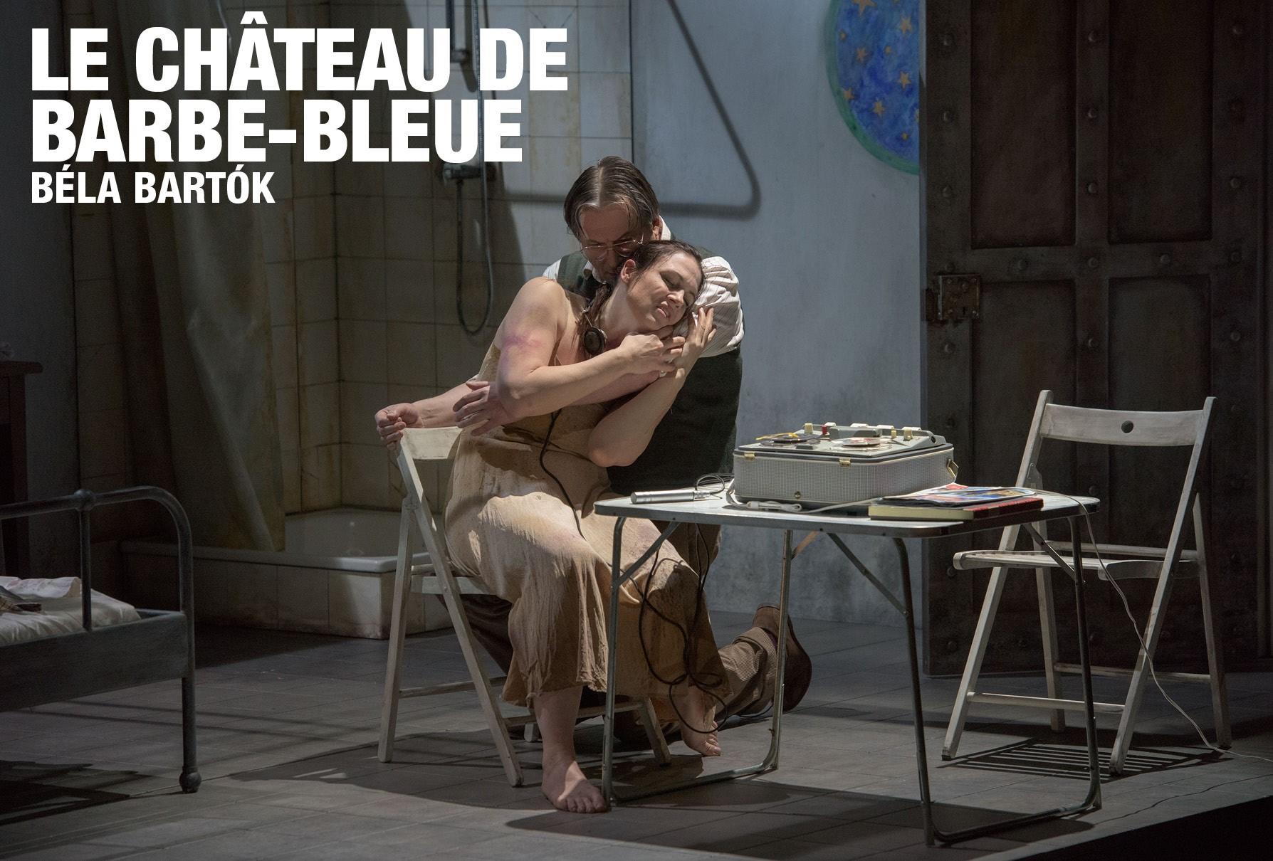 Herzog Blaubarts Burg / Le château de Barbe-Bleue