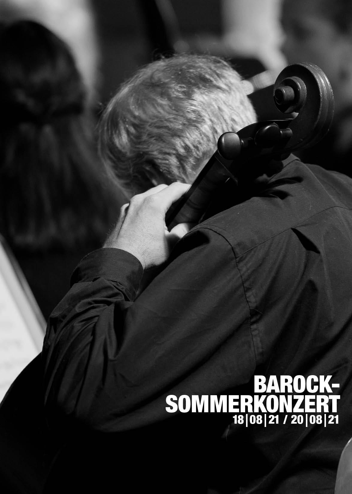 Barock-Sommerkonzert